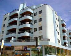 Apartamento 100mts do mar em Bombinhas