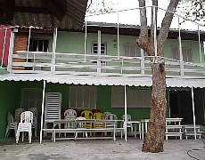 Casa na Beira mar de Bombinhas