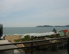 Cobertura com Vista ao Mar